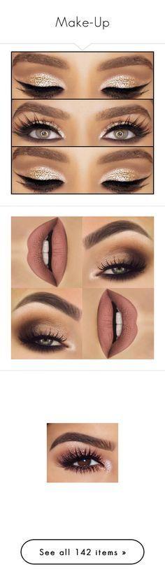 Maquillaje sencillo para noche