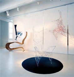 Pylon chair by Tom Dixon Portraits Galleria Photos-to-Canvas-Art Carla Sozzani, 1991 Decor, Furniture, Home Decor Decals, Chair, Home, Dixon, Tom Dixon, Home Decor