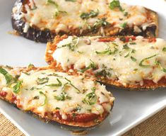 I'm checking out a delicious recipe for Eggplant Bolognese from Kroger!