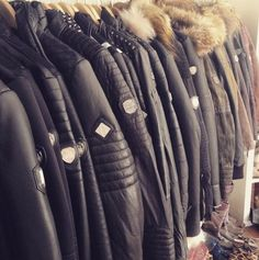 Are you ready for Fall/Winter?! ;-)  Freut Euch auf coole neue Leder-Styles von MAZE Fashion..coming soon!!  #perlepr #maze_fashion #leather #leatherjacket #fw2015_16 #fall #fall2015 #winter #winter2015 #winter2015_16 #newcollection #sneakpeek