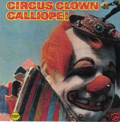 What the?? Why???? The 11 Creepiest Album Cover Clowns #clowns #cover