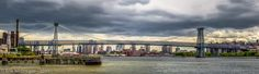 EAST RIVER - Composition Sunday #PhotoOfTheDay #WilliamsburgBridge #EastRiver #river #water #WaterIsLife #waterways #stormy #cloudy #clouds #CloudySky #DowntownNYC #Manhattan #newyorkcity #NewYork #NYC #Williamsburg #Brooklyn #Panorama #Cityscape #streetphotography #LandscapePhotography #Photography #NikonPhotography #Nikon #ErikMcGregor    © Erik McGregor - erikrivas@hotmail.com - 917-225-8963