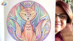 Tutorial: mandala e matite colorate