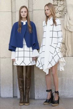 Chloé Pre-Fall 2014 - Runway Photos - Fashion Week - Runway, Fashion Shows and Collections - Vogue