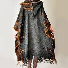 woven poncho pattern - Google Search