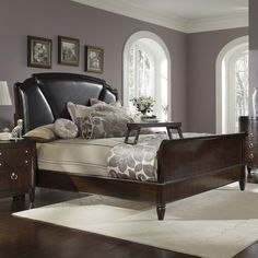 Fairmont Designs Bedroom Sets Delectable Fairmont Designs Grand Estates 4Pc Eastern King Sleigh Bedroom Set Review