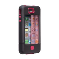 The ultimate protection for your iPhone® 4. Would this make a great birthday gift or what??