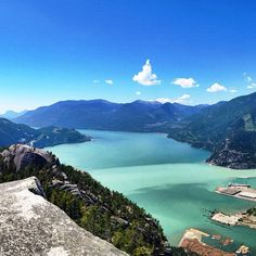 18 Breathtaking British Columbia Hikes To Do This Summer Stawamus Chief Hike British Columbia, Columbia Travel, The Places Youll Go, Places To Visit, Adventure Aesthetic, Vancouver Island, Canada Travel, Outdoor Camping, The Great Outdoors