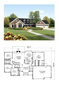 54 best cape cod house plans images country house plans floor rh pinterest com