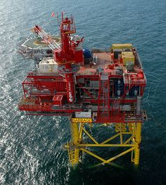 Babbage gas field is located in Block of the North Sea. Oil Rig Jobs, Continental Shelf, Oil Platform, Aviation Technology, Oil Tanker, Drilling Rig, Oil Industry, Crude Oil, Tug Boats