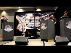 """Seto Kaiba vs Joey Wheeler """"Real Life Yugioh Duel"""" - YouTube"""