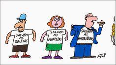 Nani Humor: SALVE JORGE E OS GATUNOS DA PETROBRAS TAMBÉM