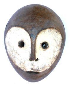 Lega Mask.ArtTribal.com