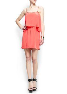 f676d4172604 MANGO - CLOTHING - Open back dress Mango Clothing