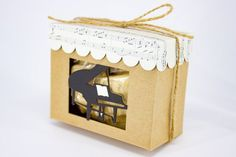 Cute piano themed favor boxes - from Etsy.