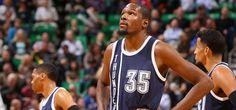 Kevin Durant - Kendrick Perkins - Boston Celtics