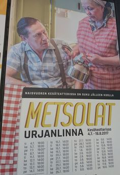 Kesäteatterit on tärkeä osa suomalaista kesäkulttuuria
