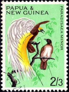 Papua & New Guinea Stamp.