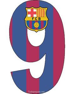 Barcelona Futbol Club, Barcelona Soccer Party, Barcelona Shirt, Barcelona Team, Soccer Birthday Parties, Football Birthday, Birthday Diy, Champions League, Cr7 Junior