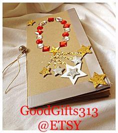 Ramadan/Eid Handmade 8x4 Greeting Card, Islamic