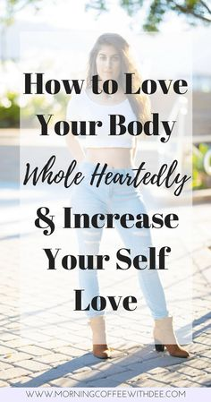 One of the main things that comes to mind when we think of self love is loving our bodies, and unfortunately, that also tends to be one of the most difficult parts of self love for a lot of people. Today I'm sharing tips on how to love your body through simple acts of self love!   self love tips, self care, how to love yourself, love yourself tips, body positive affirmations, loving your body, personal growth, Tom's of maine, natural personal care products, green living
