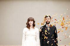 Suz and Viv: Fall Wedding