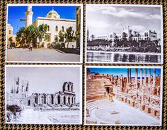 Libyan-themed Vintage Post Cards sold in by WorldPhotoCards