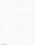 Dot Game paper! This could come in handy! This website offers 830 paper templates for download. It has anything from regular lined paper to yahtzee score sheet to music paper.