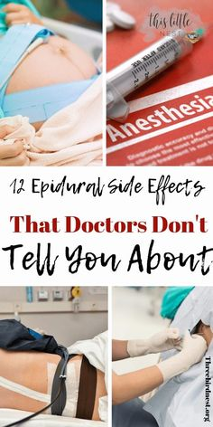 Epidurals are the go to pain relief for women in labor. But there are epidural side effects you really need to know about. First Pregnancy, Pregnancy Tips, Epidural Side Effects, Educational Activities For Toddlers, Educational Websites, Educational Toys, Back Stretches For Pain, Baby Icon, Pregnancy Information