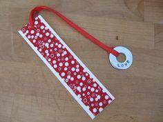 washer-bookmark