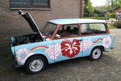Online veilinghuis Catawiki: Trabant P601 Kombi Oldtimer - 1990