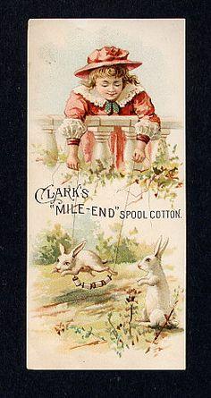Clark's mile end Thread