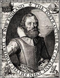 Captain John Smith, Jamestown colony