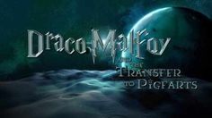 Draco Malfoy and the Transfer to Pigfarts