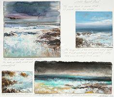 Amanda HOSKIN - Wild Cornish Seas