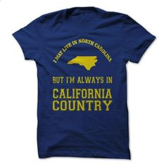 North Carolina California  - #tshirt bemalen #cowl neck hoodie. ORDER NOW => https://www.sunfrog.com/Sports/North-Carolina-California-.html?68278