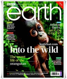BBC Earth Magazine 2016 English | November | December | 2016 - True PDF |141 MB | 114 MB