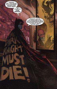 Batman by Grant Morrison and Howard Porter I Am Batman, Batman Art, Batman Comics, Dc Comics, Batgirl, Catwoman, Comic Books Art, Comic Art, Book Art