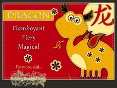 Laugh along with our punny, Funny Horoscopes & Chinese Zodiac Dragon description! You'll never look at the Chinese New Year Dragonquite the same way ever again!