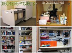 Organizing Made Fun: Organized Reader: Ashley's Laundry Room Household Organization, Laundry Room Organization, Organization Hacks, Organizing Tips, Laundry Station, Storage Solutions, Storage Ideas, Home Fix, Home Management