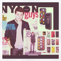#Incipio dotties #iPhone 4 4S case featured in the March issue of @nylonmagazine