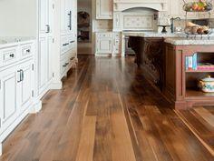 ... Dark Wide Plank Laminate Flooring ...