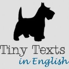 Tiny Texts | Learning English Matters | Scoop.it