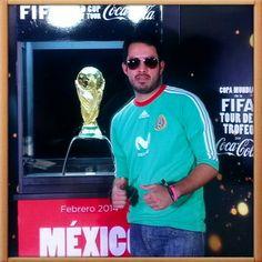 FIFA Trophy Tour 2014!!!