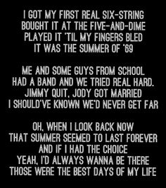 English song summer of 69