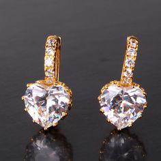 c7b2878b5548f 17 Best We heart hearts! images | Heart jewelry, Heart earrings ...