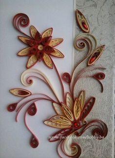 Composition florale de Kreativno Vrijeme. Photo uniquement