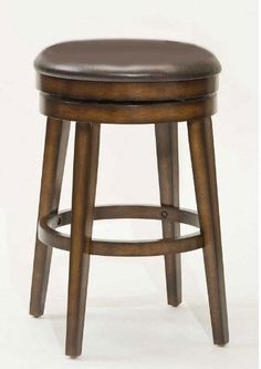 Hillsdale Beechland 26.5 Inch Backless Swivel Counter Stool 4515-826
