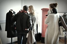 London Fog at German Press Days, October 2013
