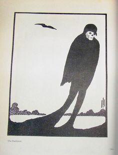 Aubrey Beardsley Art Nouveau, Art Deco, Harry Clarke, Aubrey Beardsley, St Sebastian, Printmaking, Stencil, Supernatural, Fantasy Art